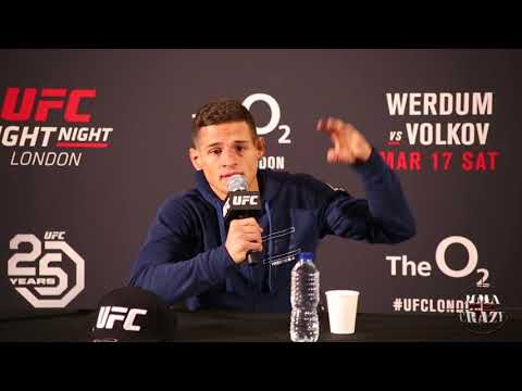 Tom Duquesnoy on decision win over Terrion Ware at UFC Fight Night London - MMA Crazy