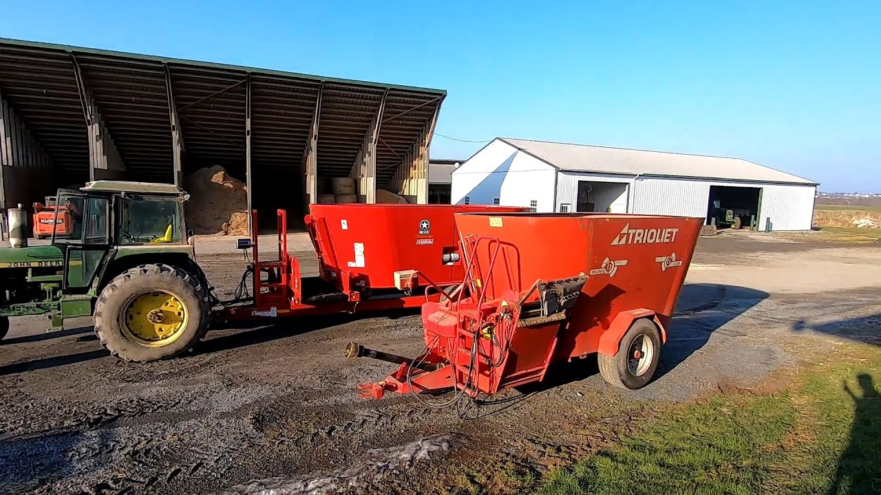 New Feed Mixer | Meyer F585 - download from YouTube for free
