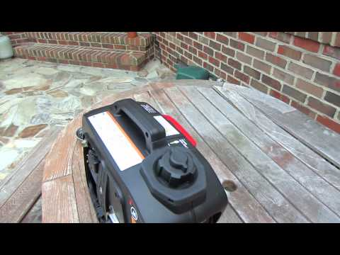 Review No. 2 Of Earthquake IG800W Inverter Generator