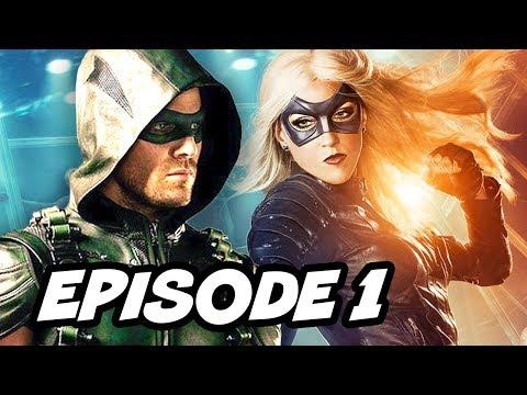 Arrow Season 5 Episode 1 - TOP 10 WTF and Easter Eggs