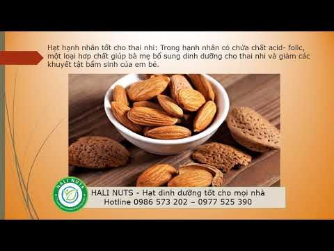 HaliNuts.com - bán hạt hạnh nhân hải phòng 0977525390