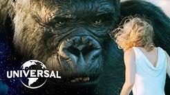 King Kong vs T rex KONG PROTECT WOMAN