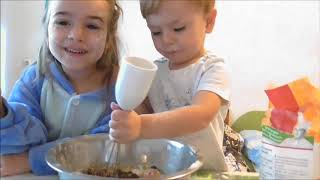Pat A Cake & Kids Songs - Miss Lana- THE MUFFIN SONG
