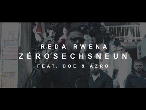 Reda Rwena - ZÉROSECHSNEUN feat. DOE & Azro (prod. von DANNO)