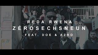 Reda Rwena ZROSECHSNEUN feat. DOE Azro prod. von DANNO