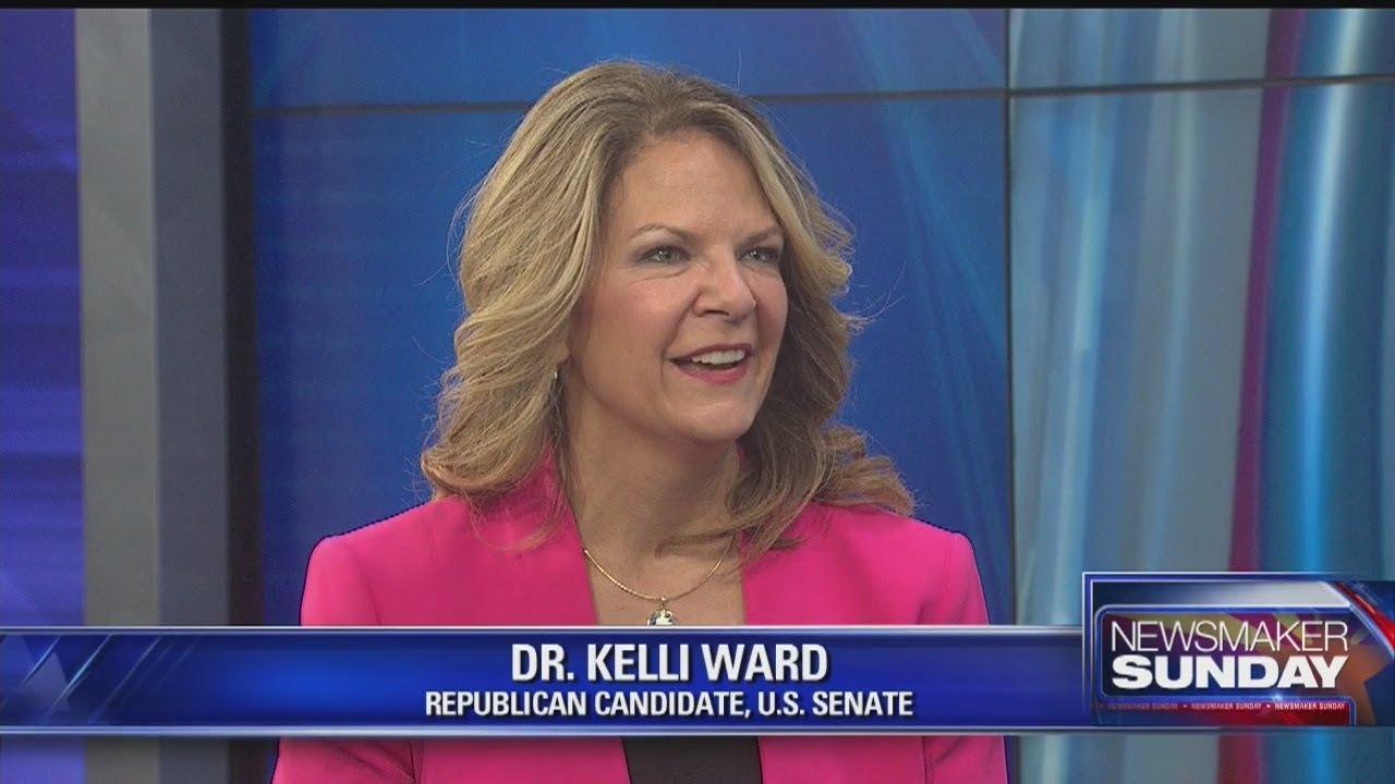 Newsmaker Sunday: Dr. Kelli Ward