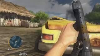 Far Cry 3 - Rice fields full gameplay
