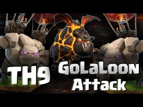 GOLALOON multiplayer attack | op attack strategy