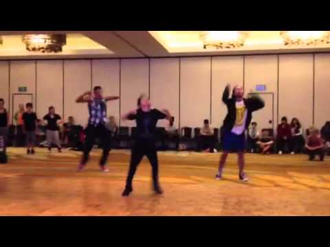 Sean Lew- How We Do It Over Here- Busta Rhymes feat. Missy