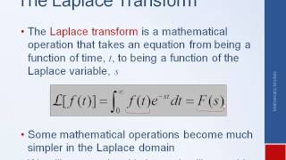 System Dynamics and Control: Module 3 - Mathematical Modeling Part I