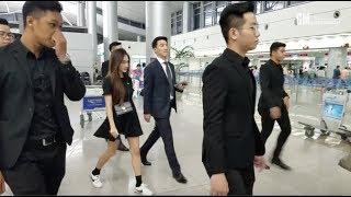 [FANCAM] 160724 Jessica @ Tan Son Nhat Airport back to Korea