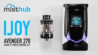 iJoy Avenger 270 234W TC Voice Control Kit Video