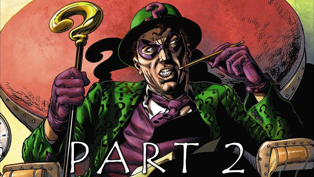 Download BATMAN SEASON 2 THE ENEMY WITHIN EPISODE 1 Walkthrough Gameplay Part 2 - Enigma (Telltale)