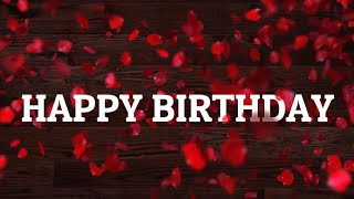 Cute Happy Birthday Wishes Message , BIRTHDAY WISHES VIDEO