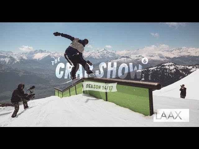 The Crap Show 2017 #6 LAAX