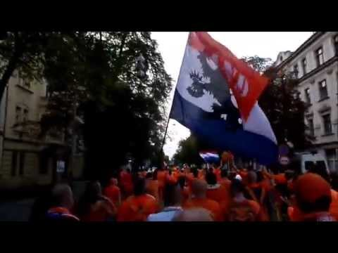 Czech Republic - Netherlands 09-09-2014