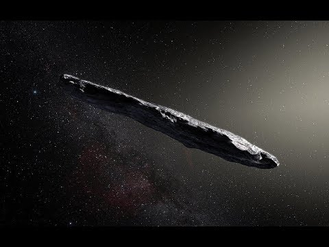 Meet 'Oumuamua, the first observed interstellar visitor to our solar system