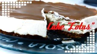 """Торт без выпечки из печенья """"Лотос""""(Cake """"Lotus"""")"""
