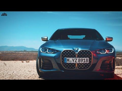 """Премьера новой BMW 4 серии G22: страшные """"ноздри"""" или новый шедевр автопрома?"""