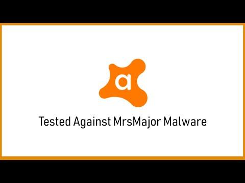 Avast vs MrsMajor {A-V Test #8}