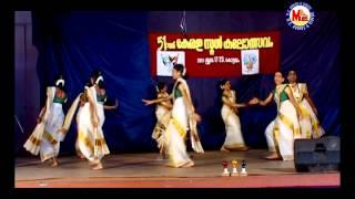 Thiruvathira kali 02 - Shashimukhi Parvathy