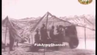 1965 Indian Attack Lahore - 1965 War Documentary - Pakistan,India - Part 2