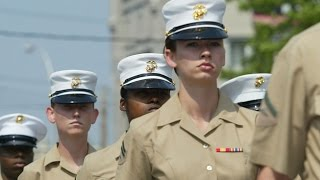 Male Marines Do Something Despicable To Their Female Comrades