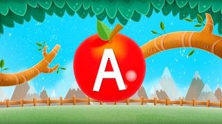 ABC Alphabet Pronunciation English Educational s Little Smart Planet