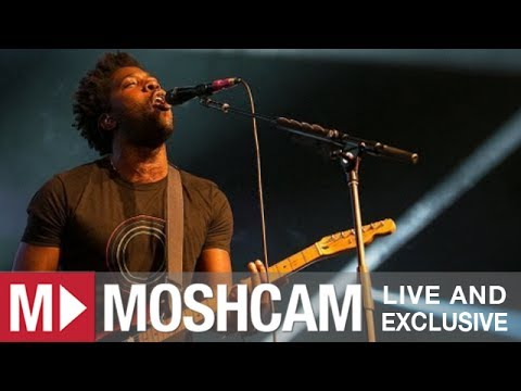 Bloc Party - Real Talk   Live in Sydney   Moshcam