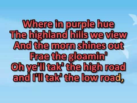 Scottish Trad    Loch Lomond