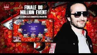 ♠♥♦♣  Winamax Replay - Million Event avec Davidi Kitai