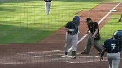 Asheville's Brendan Rodgers clobbers fifth home run