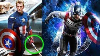 Captain America SPOILER In Avengers Endgame REVEALED