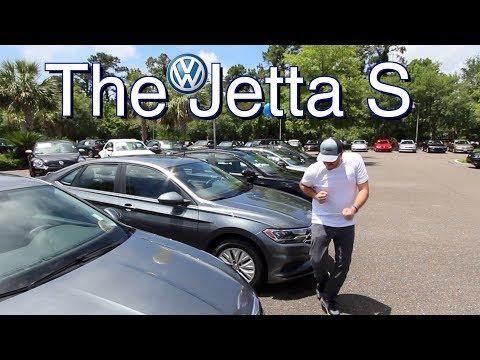 Here's the 2019 Volkswagen Jetta S - In Depth Review & Test Drive | America's Best Price Sedan???