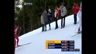 Hellner vs Northug: Killing Of A FlashBoy