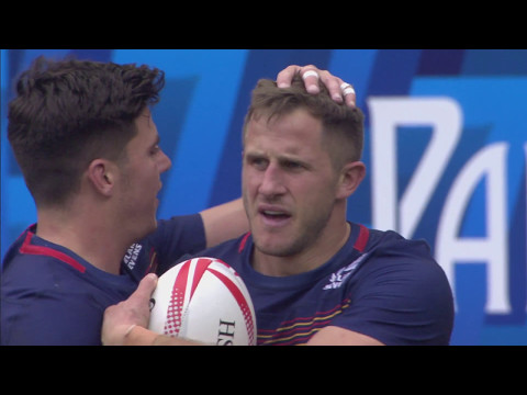 Seven of the best tries from Paris!