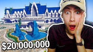 20.000.000 EURO MINECRAFT VILLA KOPEN?!
