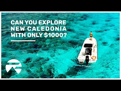 Exploring New Caledonia For 5 Days With Only $1000!