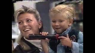 Jordy - Domingão do Faustão 1993