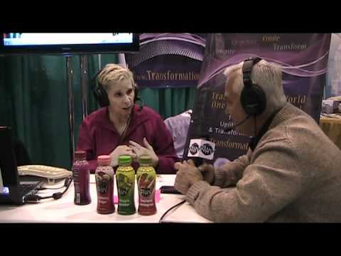 Northwest Women's Show: Dr Pat Interviews Paul Gregg RAAW Foods