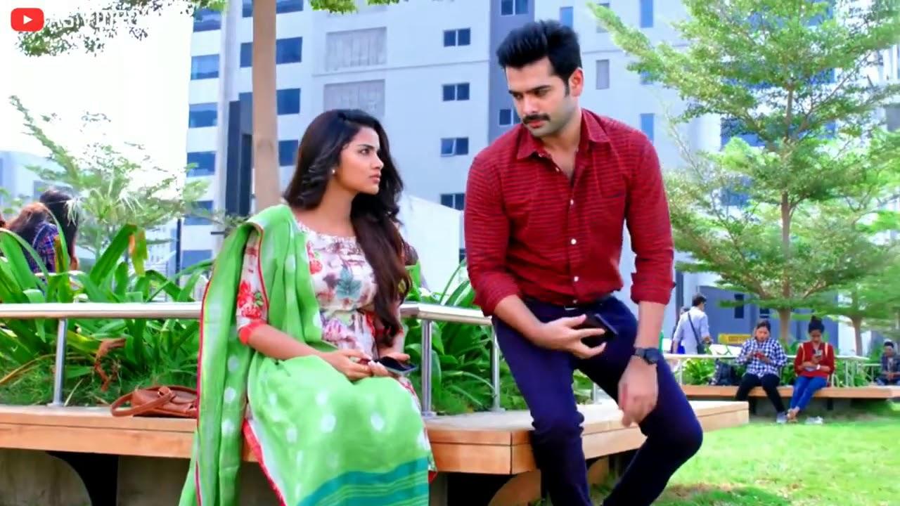 Ram pothineni New south Indian video status romantic - YouTube
