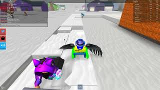 I have a world record for shovelling snow... | Roblox | Snow Shovelling Simulator