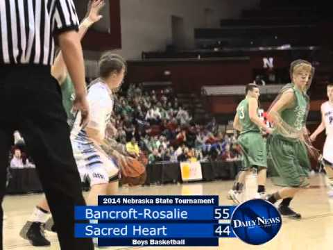 Watch: BancroftRosalie punches ticket to state final