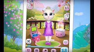 My Talking Angela Games for Children HD Game Episode #2