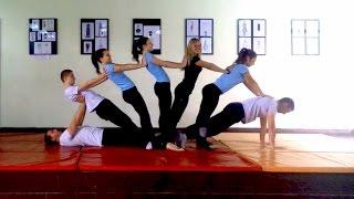 Acro Dance Choreography - Ed Sheeran - Shape of You 2017 Milica