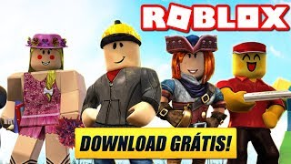 HOW TO DOWNLOAD, INSTALL AND CREATE YOUR ROBLOX ACCOUNT FOR FREE
