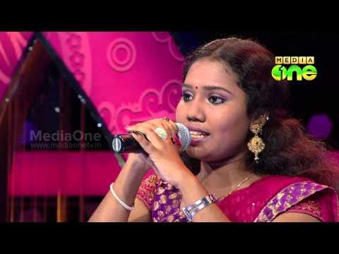 Make Pathinalam Ravu Season3 Arya singing 'Manga Maniyagam' (Epi49 Part2) Snapshots
