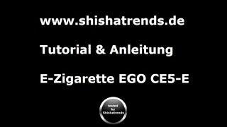 E-Zigarette: Tutorial & Anleitung - Tipps und Tricks