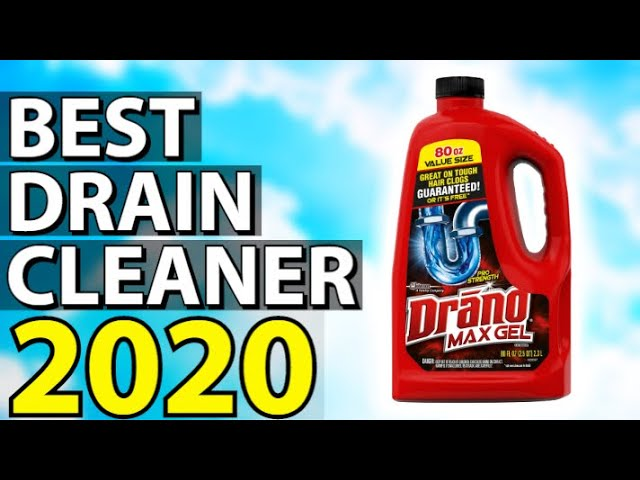 top 5 best drain cleaner 2020 youtube