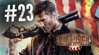 Bioshock Infinite Walkthrough Part 23 - Old Lady Elizabeth (PC/PS3/Xbox)